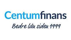 Lån opp til  ved Centum Finans